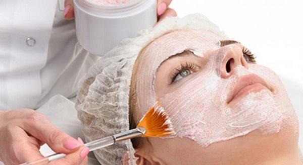 процедура пиллинга лица